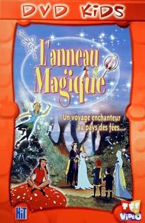 L'anneau magique - Dessin animé Lanneaumagiquedvdkids