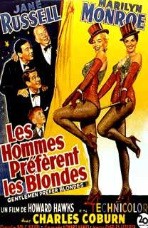 Les hommes pr�f�rent les blondes