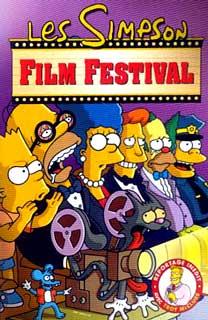 Les Simpson - Film festival