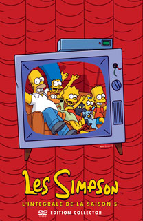 Les Simpson Saison 5