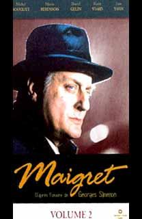 Maigret � volume 2 : maigret la maison du juge & maigret et le corps sans tete