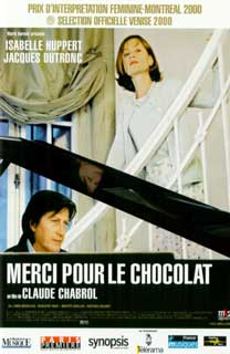 Merci pour le chocolat