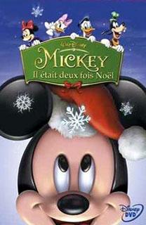 Mickey : il �tait deux fois No�l