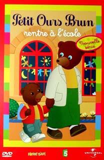 Petit ours brun rentre a l ecole film animation - Petit ours brun va al ecole ...