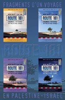 Route 181, fragments d'un voyage en Palestine-Israël