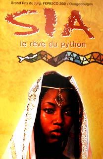 Sia le rêve du Python