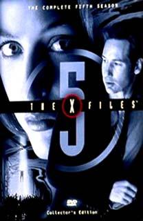 The X-files - Saison 5