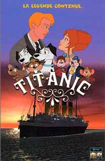 bande annonce titanic animation comedie