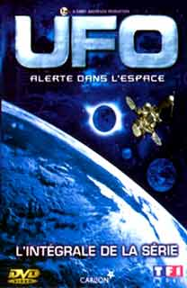 UFO, Alerte dans l'espace - L'intégrale