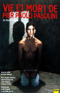Vie et Mort de Pier Paolo Pasolini affiche
