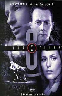 The X-files - Saison 8