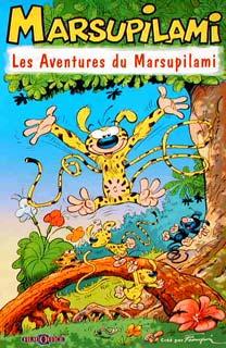 Marsupilami - Les aventures du Marsupilami