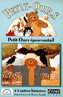 Petit-Ours - Petit-Ours épouvantail