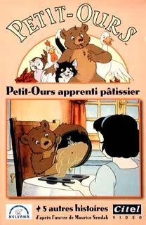 Petit-Ours - Petit-Ours apprenti pâtissier
