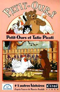 Petit-Ours - Petit-Ours et Tatie Picoti