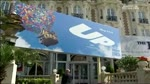 Images à Cannes : Là-Haut
