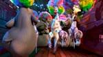 Clip : Afro Circus : Madagascar 3 : Bons baisers d'Europe