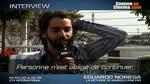 Notre rencontre avec Eduardo Noriega ! : La M�thode