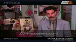 Notre rencontre avec Borat !! : Borat