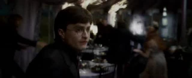 Harry Potter et Les Reliques de la Mort - 1ère partie : Anthony John Crocker