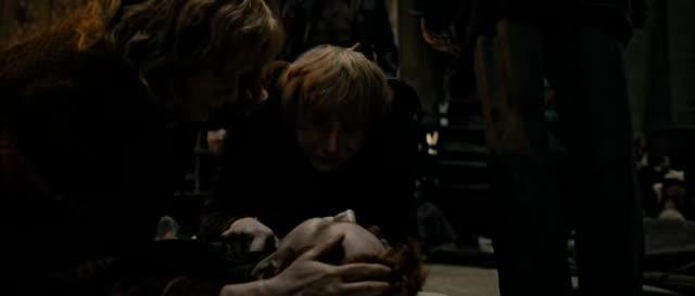 Harry Potter et Les Reliques de la Mort - 2ème Partie : Devon Murray