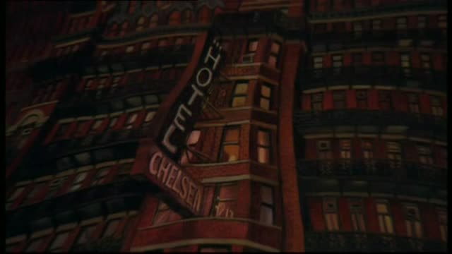 Chelsea Hotel : Elizabeth Pugh