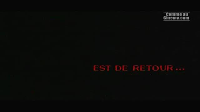 Bande-annonce VOST : Evil Dead
