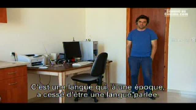 Langue sacrée, langue parlée : Nurith Aviv