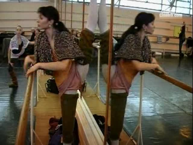 Ballerina : Sandrine Henchoz