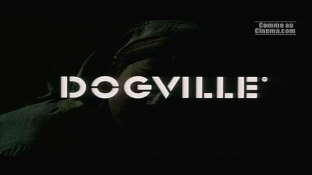 Teaser : Dogville