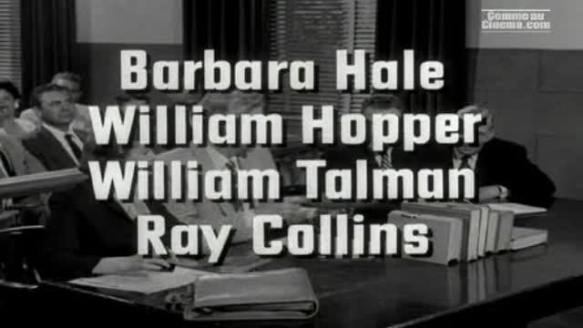 Perry Mason : Jacques Bergerac