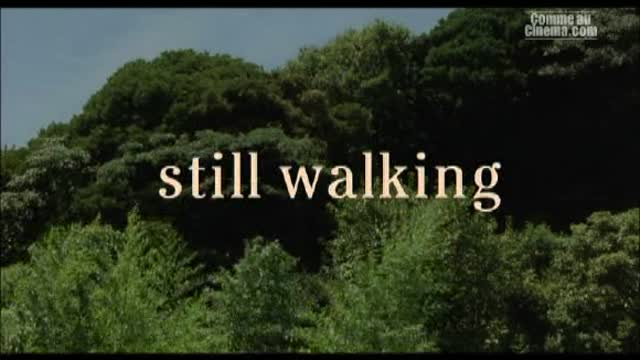 Still Walking : Atsushi Kaneshige