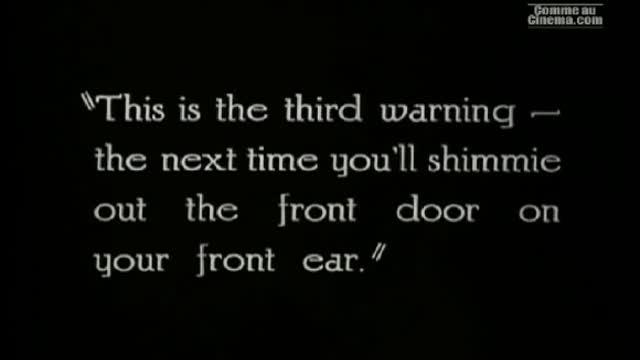 Extrait 1 : Harold Lloyd : programme de courts-métrages