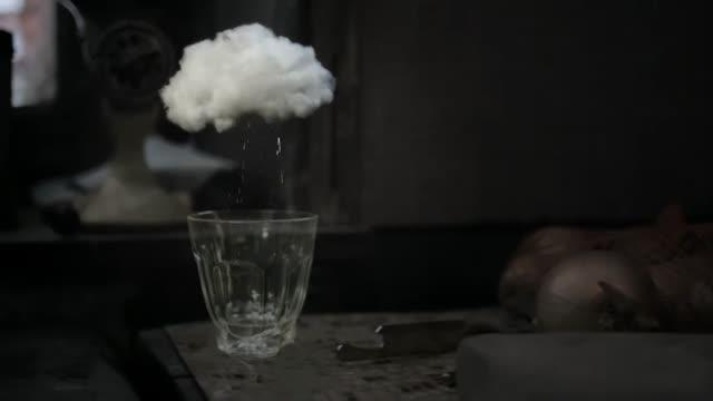 Un Nuage dans un verre d'eau : Laetitia Legris