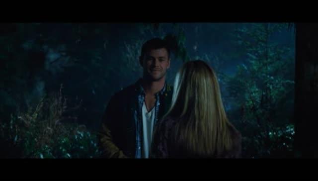 La Cabane dans les bois : Joecy Shepherd