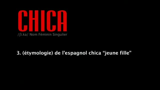 Bande Annonce : Chicas