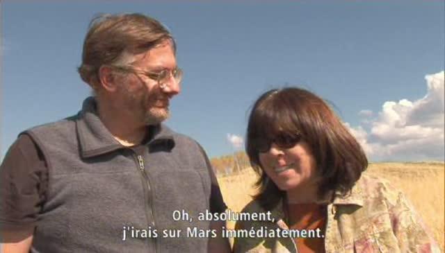 Les Rêveurs de Mars : Richard Dindo