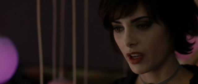 Twilight - Chapitre 3 : Hésitation : Mariel Belanger
