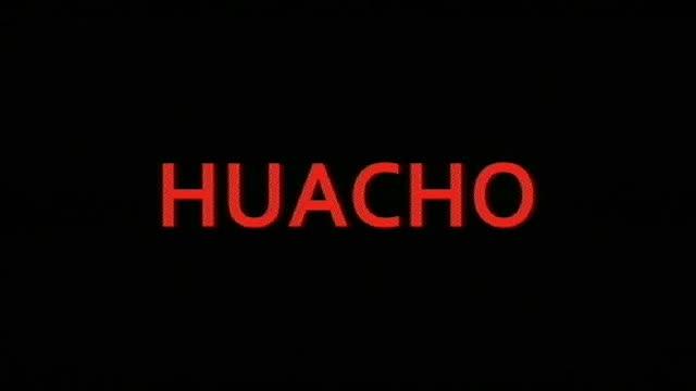 Huacho : Elise Jalladeau