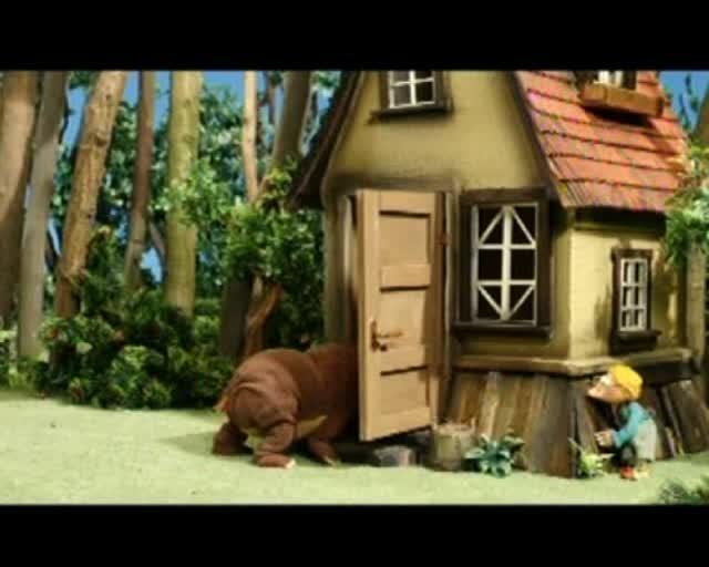 L'Ours et le magicien : Maris Putnins