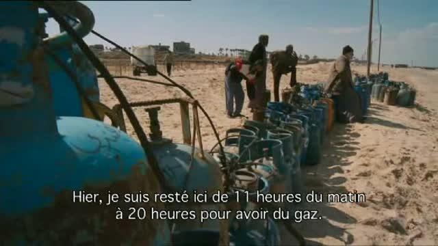Aïsheen, Chroniques de Gaza : Béatrice Guelpa