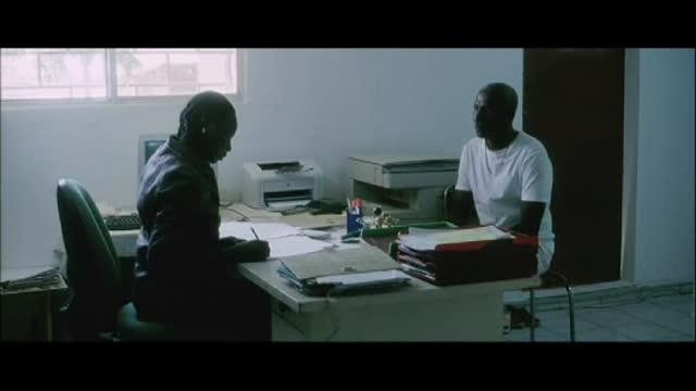 Un Homme qui crie : Tourgoudi Oumar
