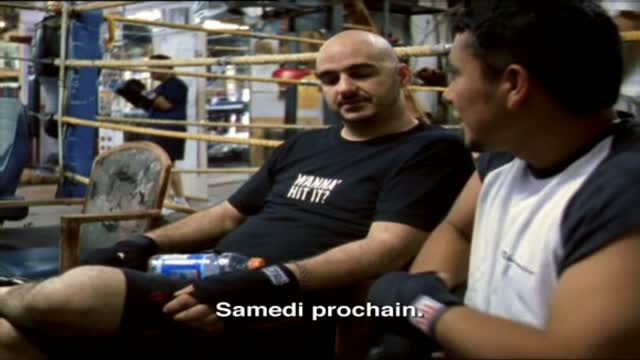 Bande Annonce : Boxing Gym