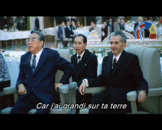 L'Autobiographie de Nicolae Ceausescu : Velvet Moraru
