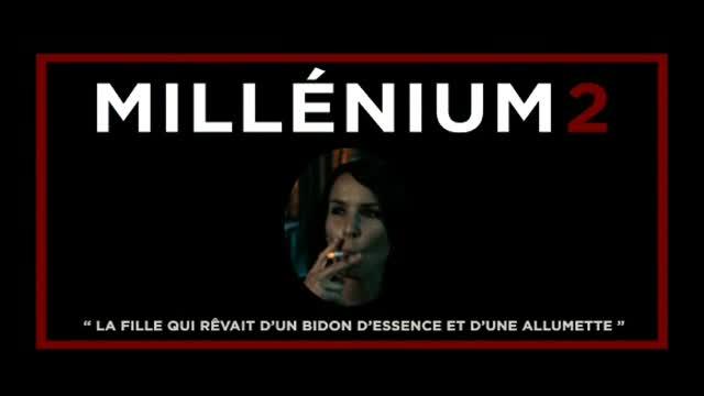 Teaser : Millénium 2