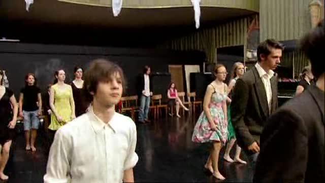 Les rêves dansants, sur les pas de Pina Bausch : Anahita Nazemi