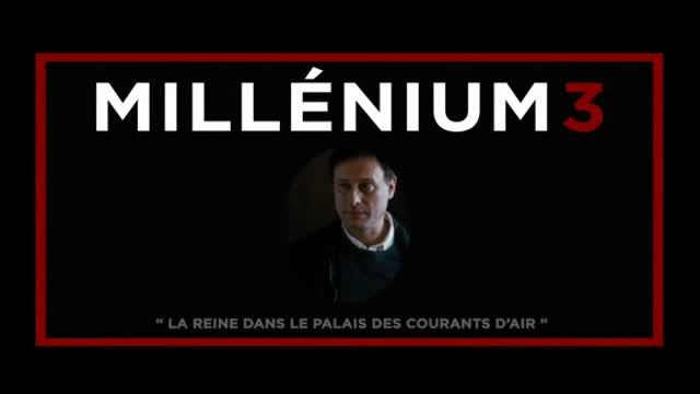 Teaser : Mill�nium 3
