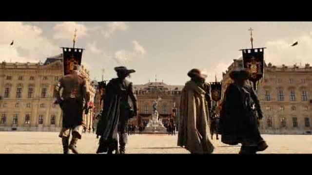 Bande Annonce : Les Trois Mousquetaires