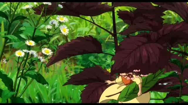 Bande Annonce : Arrietty, le petit monde des chapardeurs