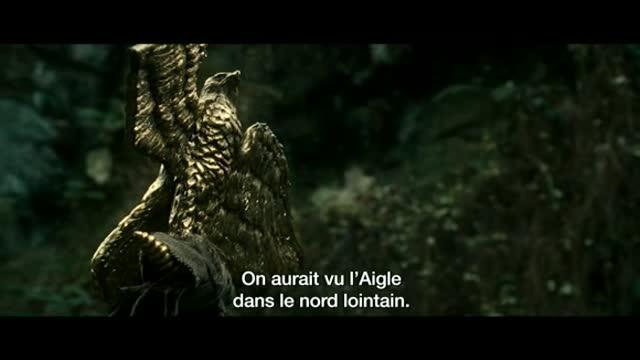L'Aigle de la neuvième légion : James Hayes